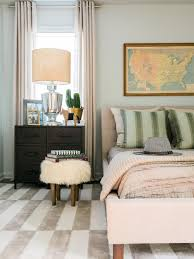 Master Bedroom Curtain Ideas by Small Bedroom Color Schemes Pictures Options U0026 Ideas Hgtv