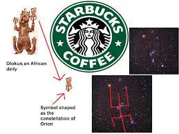What Does Olokun An African Deity The Star Bucks Logo And Orion Have In Common