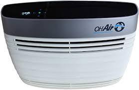 ohair 100 chemikalienfrei 99 97 filterleistung of 0 1um viren uv lonisator luftreiniger für haus wohnung schlafzimmer raucherzimmer allergie