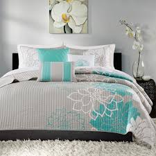 Hudson Park Bedding by Madison Park Lola 6 Piece Quilted Coverlet Set Ebay