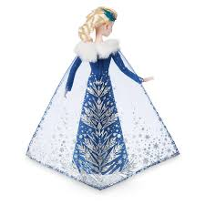 Disney Princess Animators Collection Elsa Doll From Frozen 5990