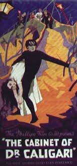 the cabinet of dr caligari german expressionism visually and