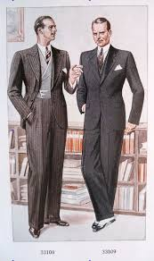 Image Result For Spring 1932 Fashion Evening Men