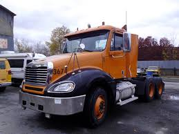2007 Freightliner CL120 Tandem Axle Day Cab Tractor For Sale By ...