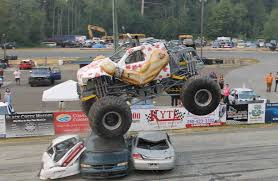 Black Creek Race Track Enjoys Biggest Crowd Of Season - Comox Valley ... Marshall Gta Wiki Fandom Powered By Wikia Pin Joseph Opahle On Old School Monsters Pinterest Monster Filemonster Truckjpg Wikimedia Commons Bigfoot Truck Wikipedia Instigator Xtreme Sports Inc Denver Post Archives Pictures Getty Images 7 Truck Monsters From The 2018 Chicago Auto Show Motor Trend Daniel G Monster Trucks The Muddy News One Of Biggest Mega Trucks Mud Force Pictures How To Make S Cool New Redcat Racing Rampage Mt Pro 15 Scale Gas Version Image Img 0620jpg