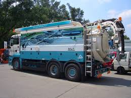 Combinated Sewer Truck - M-U-T AUSTRIA