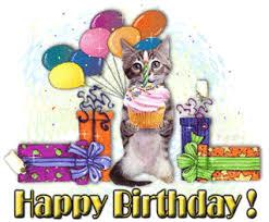 Happy birthday · See Jo Ann Rogers s Animated Gif on bucket