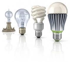 CFL s vs Halogen vs Fluorescent vs Incandescent vs LED