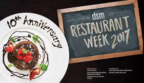 Machine Shed Urbandale Iowa by Restaurant Week 2017 U2013 Dsm Magazine