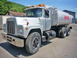 100 Used Water Trucks For Sale 1980 Mack R685ST Tandem Axle Tank Truck For Sale By Arthur Trovei
