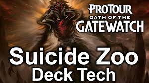 Zoo Mtg Deck List by Inside The Deck 161 Modern Zoo Deck Tech Youtube