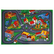 tapis de jeux voitures tapis de jeu pour petites voitures babies jouets