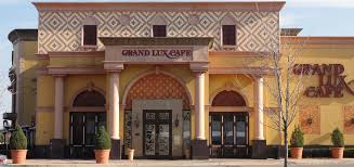Grand Lux Cafe Garden City American