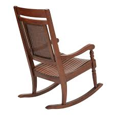 Mainstays Mahogany Rocking Chair With Sling Back, Natural ... Mainstays Cambridge Park Wicker Outdoor Rocking Chair Folding Plush Saucer Multiple Colors Walmartcom Mahogany With Sling Back Natural 6 Foldinhalf Table Black Patio White Solid Wood Slat Brown Shop All Chairs
