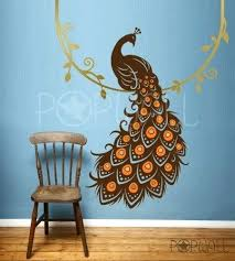 Peacock Wall Art Decor Like This Item Diy