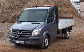 2014 Mercedes-Benz Sprinter First Look - Truck Trend