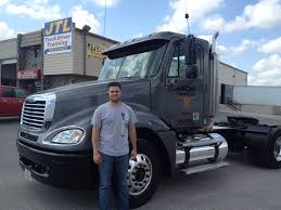 100 Jtl Trucking Cody 22012 JTL Truck Driver Training Grad Started His Own Trucking