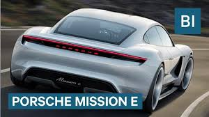 Porsche's Stunning Tesla Rival Will Arrive In 2019 And Cost $85,000 ...