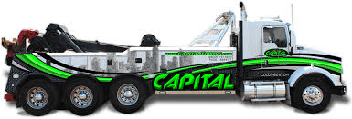 Home | Capital Towing & Recovery | Towing | Tow Truck | Roadside ...