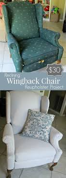 wing chair recliner slipcovers best 25 wingback chair covers ideas on wingback chair
