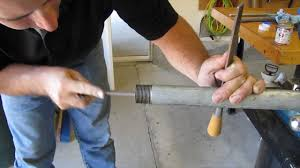 Dresser Couplings For Galvanized Pipe by Diy Plumbing Basics Galvanized And Pvc Pipe Youtube