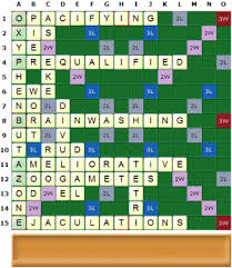 record for the highest scoring scrabble move scrabulizer