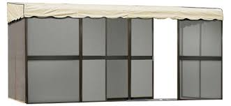 Patio Mate Screen Enclosure by Top 10 Best Camping Screen Houses For Sales In 2017 Reviews