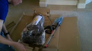 Dyson Dc33 Multi Floor Vacuum by Dyson Dc33 Unboxing And First Test Youtube