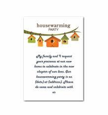 Printable Housewarming Invitation Template 05