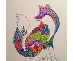 A Nature Infused Animal From The Enchanted Forest Book