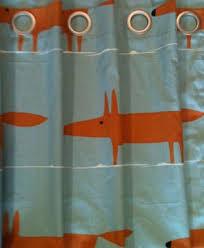 rideaux prets a poser rideau prêt à poser curtain mr fox scion décoration cloudy