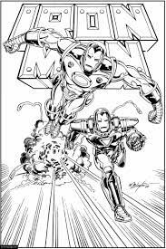 Marvel Superhero Iron Man 3 Flying And Running