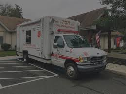 100 Emergency Truck Services Canteen The Salvation Army