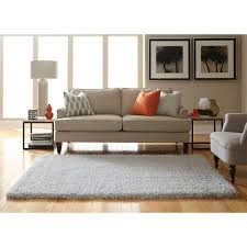 Walmart Living Room Rugs plush teddy shag rug walmart com