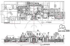 Chateau Floor Plans Renaissance Chateau Custom Home Plans Dmax Design