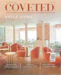 100 Contemporary Design Magazine The Cover Of Your CovetED Will Be The Best Way To Begin The