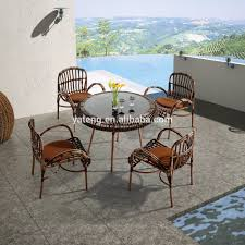 Patio Outdoor Furniture Table And Chair For Restaurant - Buy Patio Outdoor  Furniture,Table And Chair For Restaurant,Rattan Table And Chair Product On  ... 315 Round Alinum Table Set4 Black Rattan Chairs 8 Seater Ding Set L Shape Sofa Brown Beige Garden Amazoncom Chloe Rossetti 17 Piece Outdoor Made Coffee Table Set Stock Photo Image Of Contemporary Hot Item Modern Fniture Stainless Steel And Lordbee Large 5 Pcs Patio Wicker Belleze 3 Two One Glass Details About Chair Cushion Home Deck Pool 3pc Durable For Pcs New Y7n0