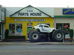 VW Beetle Monster Truck.. ??