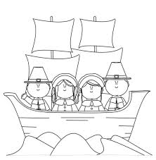 November Coloring Pages 7