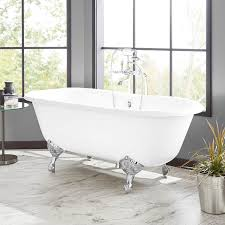 Sanford Cast Iron Clawfoot Tub - Imperial Feet - Bathroom Choosing A Shower Curtain For Your Clawfoot Tub Kingston Brass Standalone Bathtubs That We Know Youve Been Dreaming About Best Bathroom Design Ideas With Fresh Shades Of Colorful Tubs Impressive Traditional Style And 25 Your Decorating Small For Bathrooms Excellent I 9 Ways To With Bathr 3374 Clawfoot Tub Stock Photo Image Crown 2367914