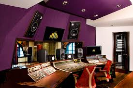 View Larger Image Vivace Music Studio In Montevideo Uruguay Professional Recording Designed And Built By WSDG