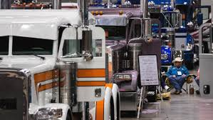 With Truckers In Control, Money Talks And Toilets Better Sparkle ...
