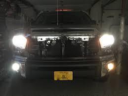 h4 philips x treme ultinon led headlight bulb review tundratalk