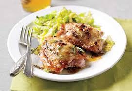 cuisiner haut de cuisse de poulet hauts de cuisses de poulet au gingembre et au citron poulet et