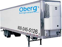 100 Weight Of A Semi Truck Refrigerated Trailer Rental Obergs Refrigeration