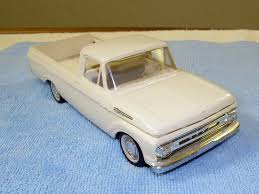 1961 Ford Unibody F-100 Pickup Truck Promo Model | Coconv | Flickr