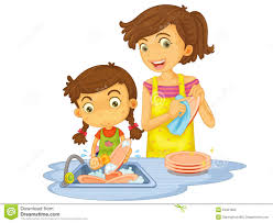 Go Back Pix For Washing Dishes Clipart 1Ii9xo 10319