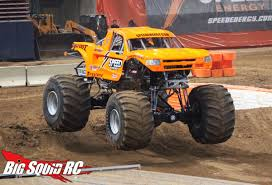 100 Biggest Monster Truck Racing Speed Energy Stadium Super Series St Louis Missouri