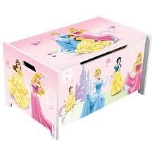 coffre a jouets disney princess