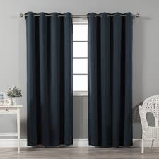 Plum And Bow Curtains Uk by 108 Inch 119 Inch Curtains U0026 Drapes You U0027ll Love Wayfair